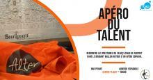 Apéro Talent à Louvain-la-Neuve