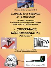 L'apéro de Finance-la-Neuve