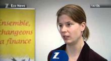 L'investissement socialement responsable en Belgique - Rapport 2012 - Reportage Canal Z