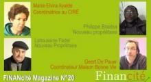 """FINANcité Magazine n°20 : Le bâtiment """"L'Espoir"""""""